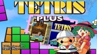 Tetris Plus (1995) Jaleco Mame Retrô Arcade Games