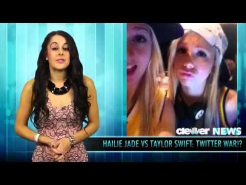 Hailie Jade Mathers an...