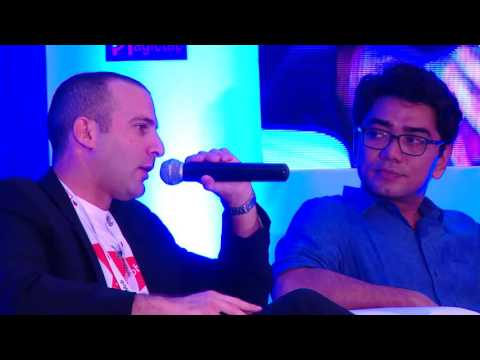 GMASA'16, Bangalore: Panel Discussion - Looking Ahead of the Global Mobile Gaming Industry in 2020