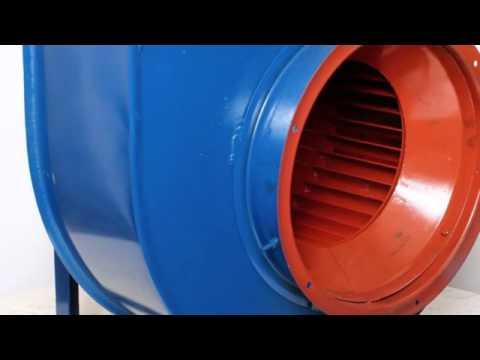 Вентилятор центробежный Вц 14-46 №3,15 0,55 кВт 1000 об./мин