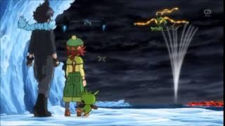 Mega Rayquaza vs Primal Groudon & Primal Kyogre