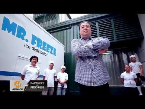 Meralco Luminary Mr Freeze Tube Ice Company