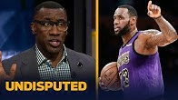 LeBron James should still be the #1 ranked player in the world — Shannon Sharpe | NBA | UNDISPUTED