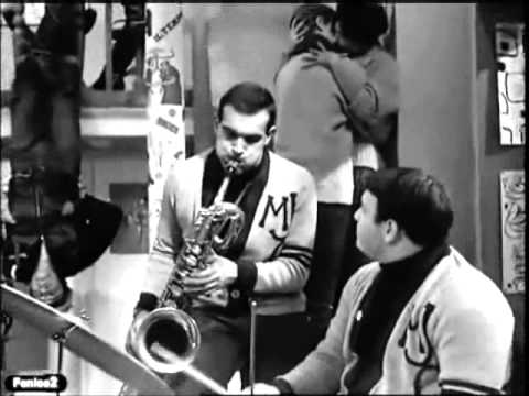 Louis Jordan - IS YOU IS OR IS YOU AIN'T - 1956 Jive Blues!
