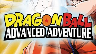 DRAGON BALL Advanced Adventure Gameplay Full Walkthrough [GBA - Game Boy Advance]