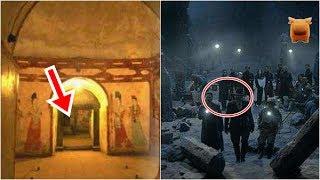 中國最邪門的墳墓:1300年無人能盜,卻被3個農民找到墓道口!裡面埋的竟然就是...