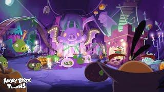 """Angry Birds Toons 2 Ep.2 Sneak Peek - """"Sweets of Doom"""""""