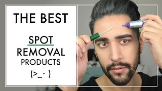 Remove Spots Fast! Best Spot Removal Products - Drugstore Grooming Product review  ✖ James Welsh