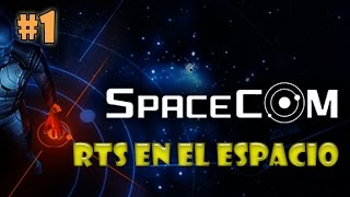 Spacecom #1 - RTS Game - Review Gameplay!