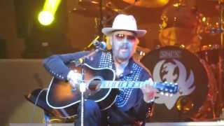 Hank Williams Jr NRA All my Rowdy friends have settled down Nashville TN 2015