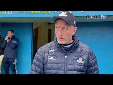 Mick Galvin speaks to DubsTV after draw with Kerry
