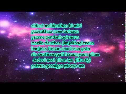 Shinee - Odd Eyes Lyrics/Romanji (Download Music)