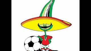 Tema del Mundial Mexico 86 (Completo)
