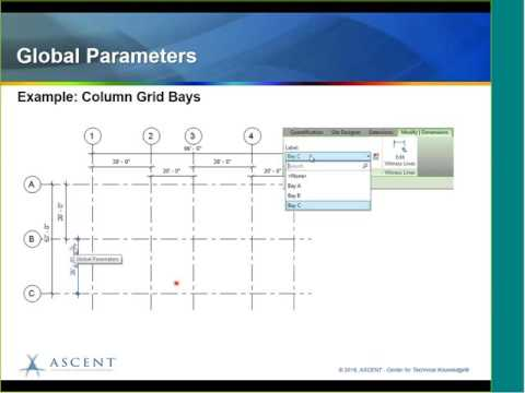 ASCENT Webcast: Autodesk Revit Parameters Demystified