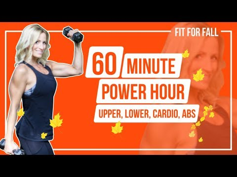 Power Hour | Killer Total Body Workout | FIT FOR FALL