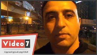 """بالفيديو..مواطن لـوزير الداخلية:""""محلى اتسرق والقسم قالى روح للإعلام"""""""