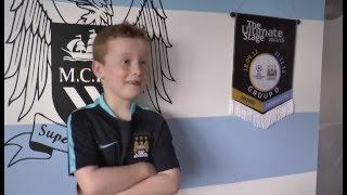 Manchester City fan becomes an online sensation - Manchester Headline News