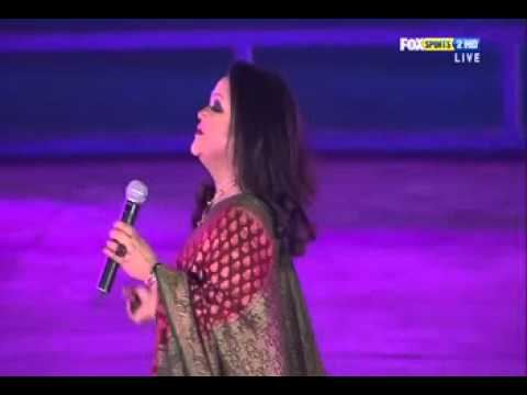 ICC CRICKET WORLD CUP 2011  CEREMONY PART 11