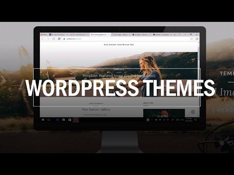 Best 5 WordPress Themes