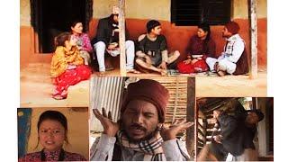 माग्नेको घरमा कुटाकुट || Magne Budha, Bandre, Master, Meri Bassai Best Comedy Clip