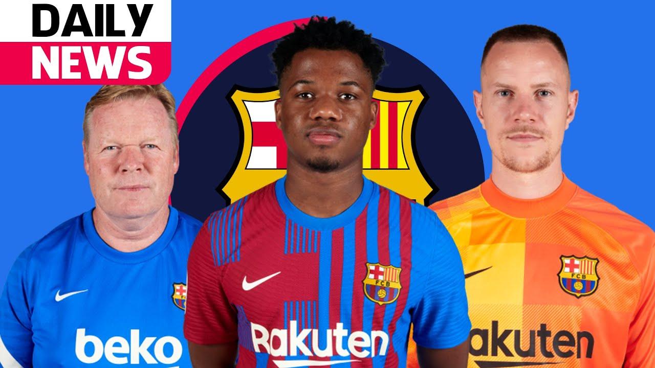 Koeman's job in danger before Barcelona visits Atltico