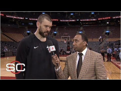 Memphis Grizzlies: Marc Gasol is Providing Something to Be Excited About in NBA Playoffs