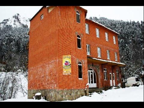 Гостиница «Снежный Барс» Домбай