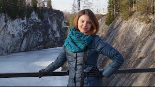 Экотуризм в Карелии: горный парк Рускеала(Что такое экоэффективный туризм, чем заняться в Карелии и почему нужно обязательно побывать в Рускеале..., 2015-04-13T11:12:53.000Z)