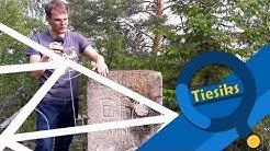 Kuinka kolmiot mittasivat Maan // How triangles measured the Earth