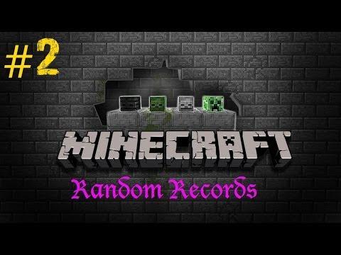 Random Records-Er Reitet Auf Penis! #2 - Minecraft #2