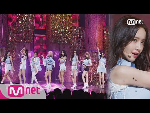 [Girls' Generation - All Night] Comeback Stage | M COUNTDOWN 170810 EP.536