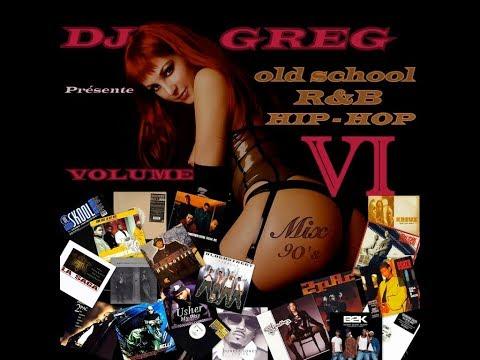 ✅  OLD SCHOOL RNB HIP-HOP MIX 90's VOL.6