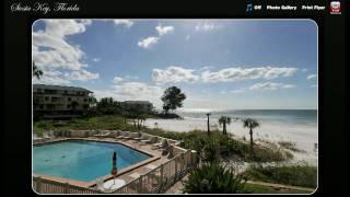Siesta Key Condo For Sale | Sarasota | Florida | 2Bed/2Bath Gulf and Beach Front | $599,000