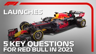 Can Red Bull Challenge For The Title? | 5 Key Questions From The RB16B Launch