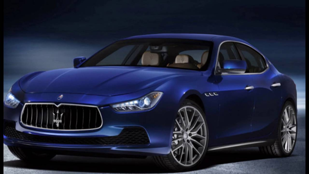 2017-2018 maserati ghibli luxury ~ reviews, release date, price