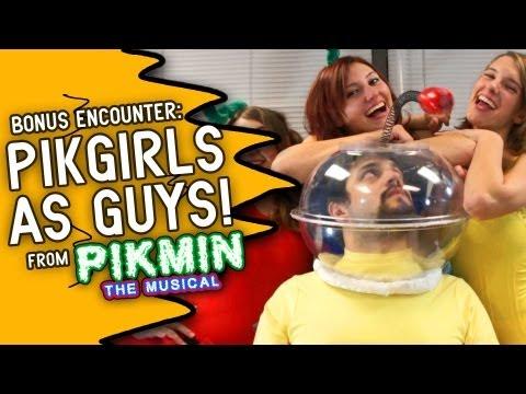 Pikgirls As Guys (Bonus Encounter)