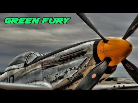 Fight of the week - P51D30 Vs Bf109K4 - War Thunder - High speed reversal