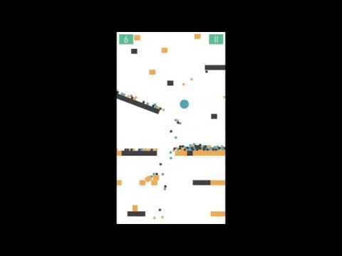 Bounce game gameplay |