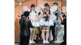AKB48グループの「ユニットじゃんけん大会」が名古屋市の日本ガイ...