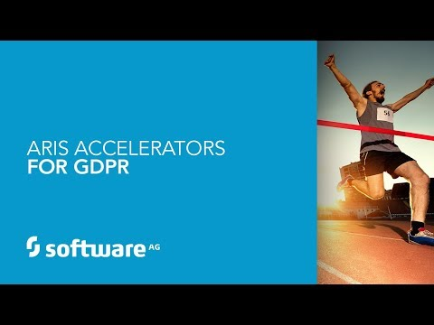 ARIS 10: ARIS Accelerators for GDPR