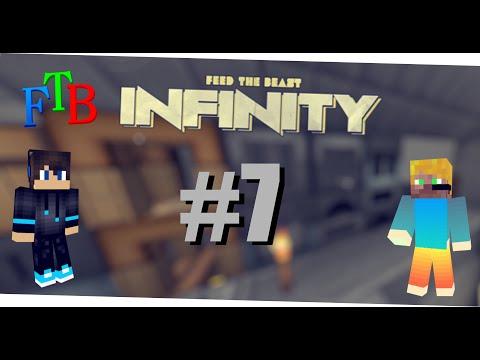 FTB Infinity #7 | Energy Cell | Pulverizer | Mit TechTutorial