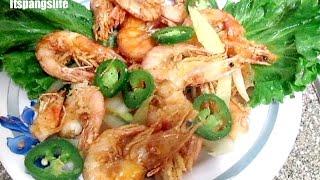 Asian Deep Fried Shrimp