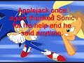 Cartoon Sonic And Mlp Part 1
