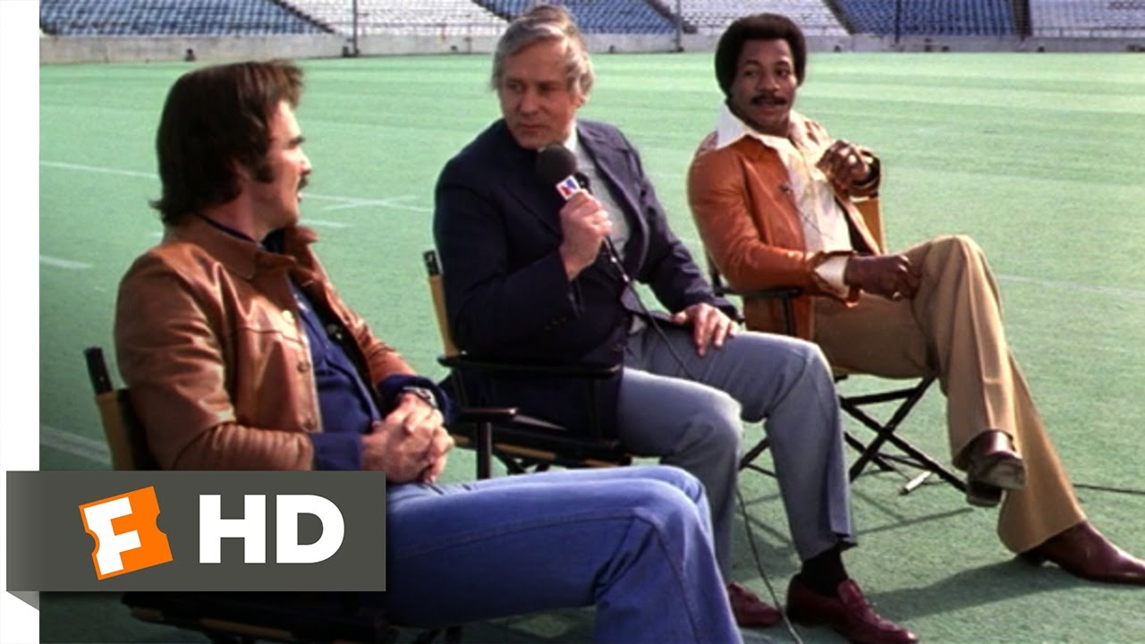 Download Semi-Tough (7/9) Movie CLIP - A Great Respect for One Another (1977) HD
