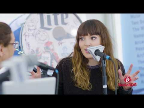 Live from Boston Calling 2017: Oh Wonder interview