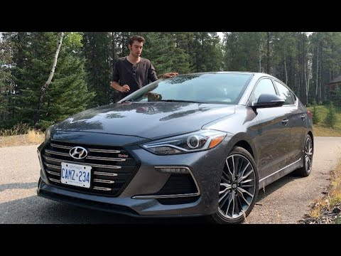 What Makes The 2017 Hyundai Elantra Sport Interesting? - TheDriveGuyde Review