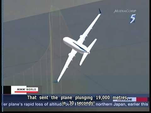 Co-pilot error causes ANA plane to plunge - 29Sep2011