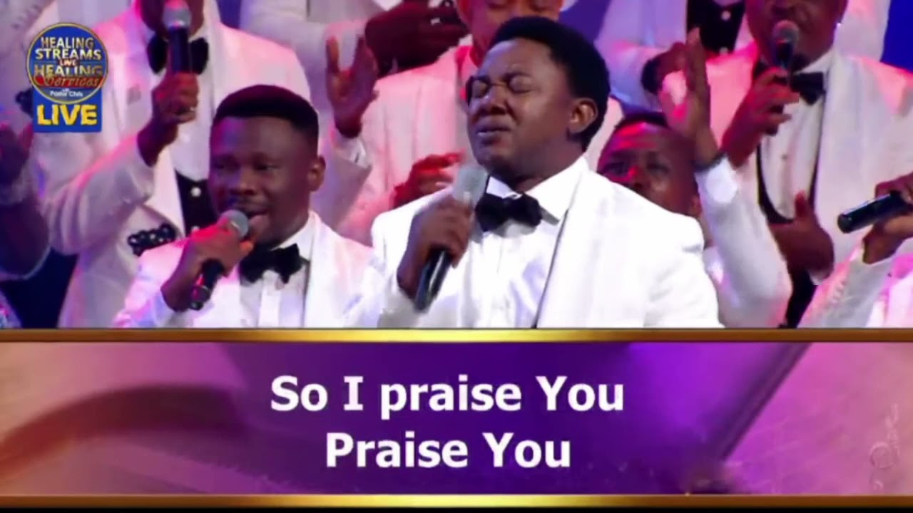 Download Lord You Reign - by LoveWorld Singers (led by Israel Osho)