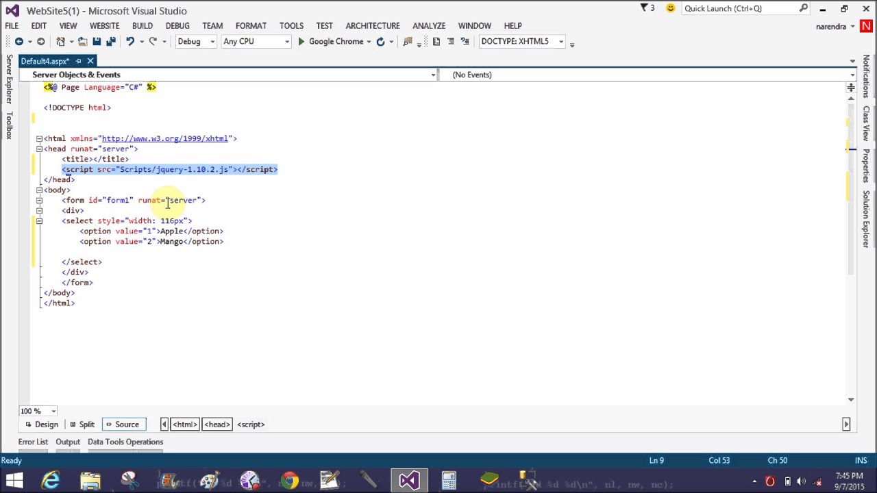Clear all item of dropdownlist using jquery