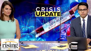 Rising Crisis Update: Fauci WARNS protests may lead to coronavirus spike